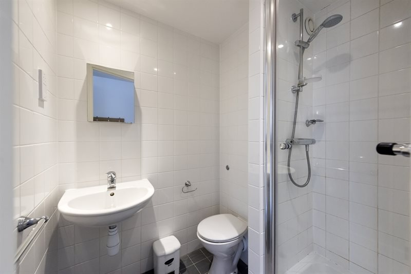 An en-suite in Horton Halls.
